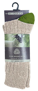 MERINO WOOL MEN SOCKS Socks Cara Craft ECREW