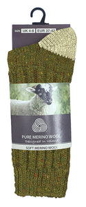 MERINO WOOL MEN SOCKS Socks Cara Craft OLIVE