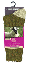 Load image into Gallery viewer, MERINO WOOL WOMEN SOCKS Glenrua Merino Socks Cara Craft