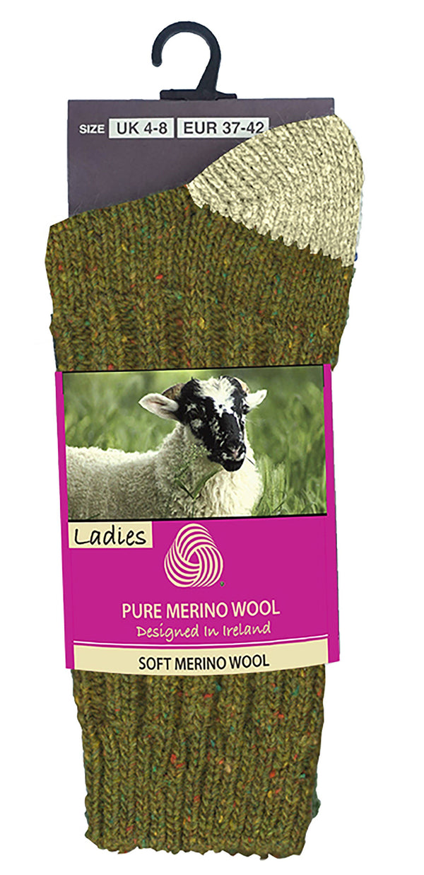 MERINO WOOL WOMEN SOCKS Glenrua Merino Socks Cara Craft