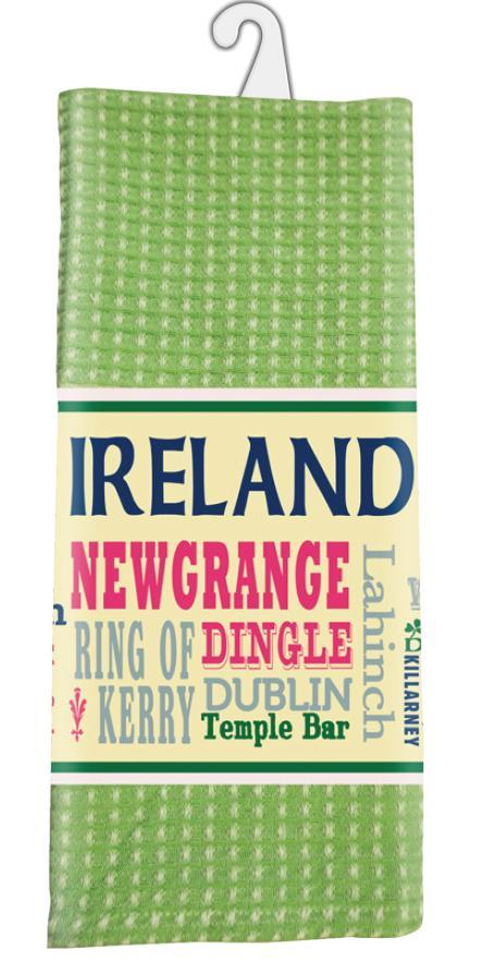 Tea Towels, Tea Towels - seasonsofireland