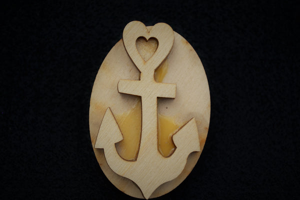 Anchor with Heart