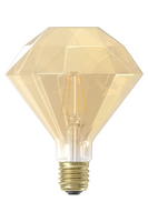 Diamond LED Straight Filament Lamp E27