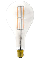 Giant Splash LED Lamp E40 - clear finish