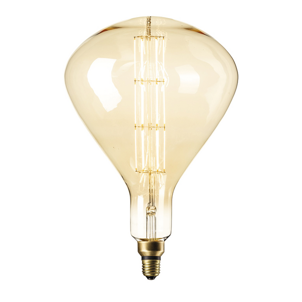 XXL Gold Finish Sydney LED Lamp E27