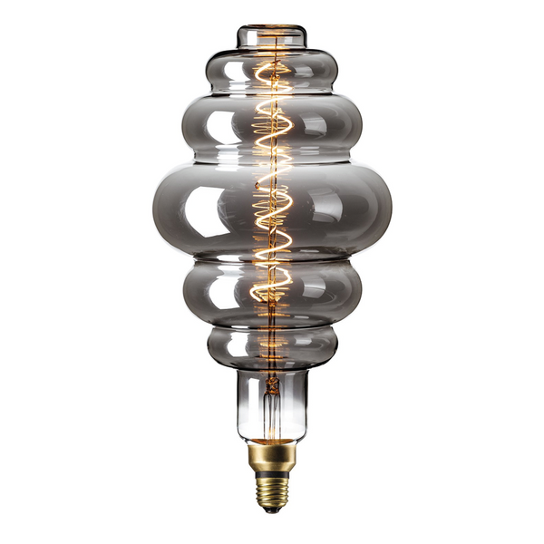 XXL Titanium Paris LED Lamp E27