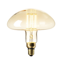 XXL Gold Finish Calgary LED Lamp E27