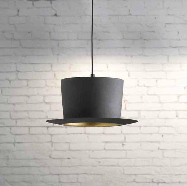 Top Hat Ceiling Light