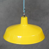 Yellow Ceiling Pendant Light