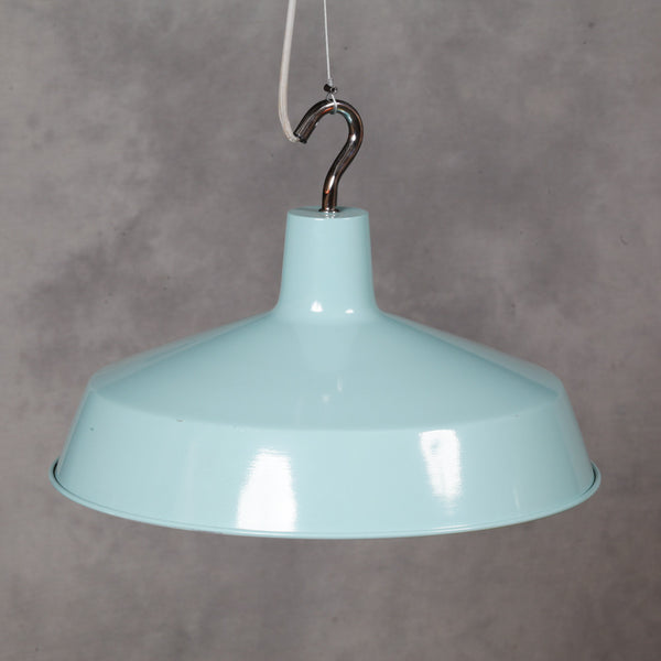 Blue Ceiling Pendant Light