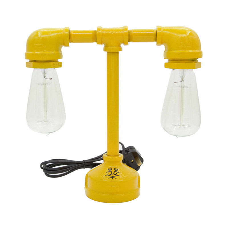 Touch Sensitive Table Lamp yellow