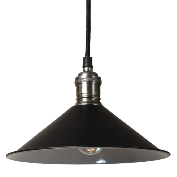 Cafe De Paris Pendant Black