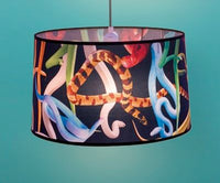 Seletti Snakes Small Lampshade Pendant
