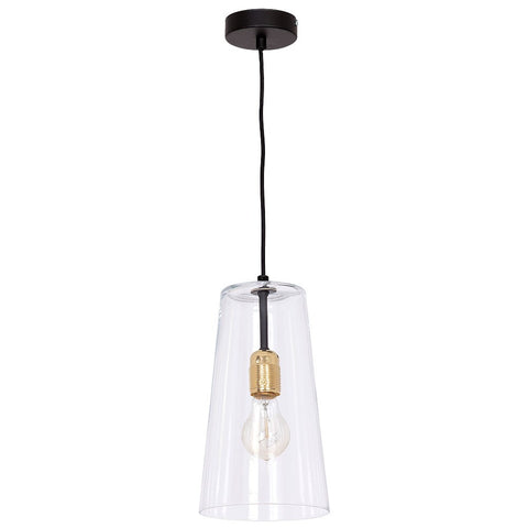 Portobello Light Fitting Glass ceiling light