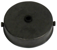 Ceiling Rose small single outlet (85mm)