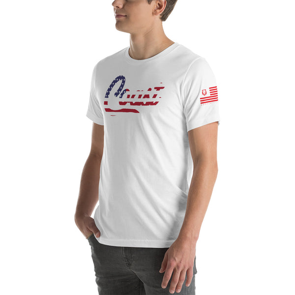 America Coast Short-Sleeve Unisex T-Shirt