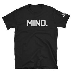 MIND. Short-Sleeve Unisex T-Shirt
