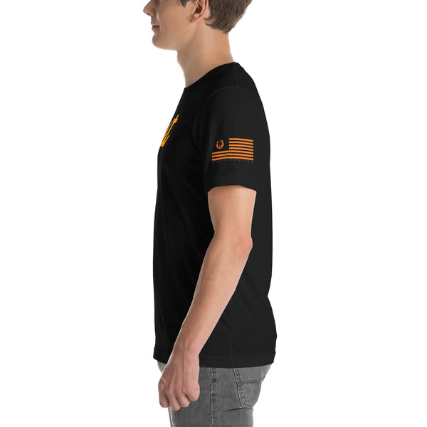 Orange Coast Short-Sleeve Unisex T-Shirt