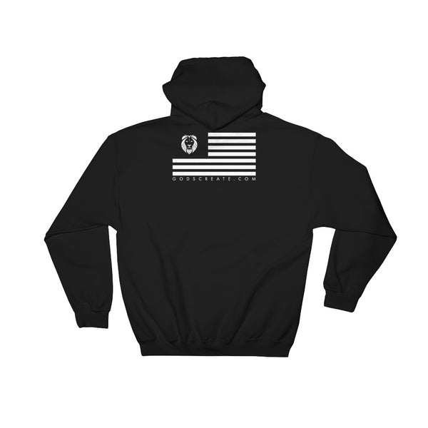White Coast Hooded Sweatshirt