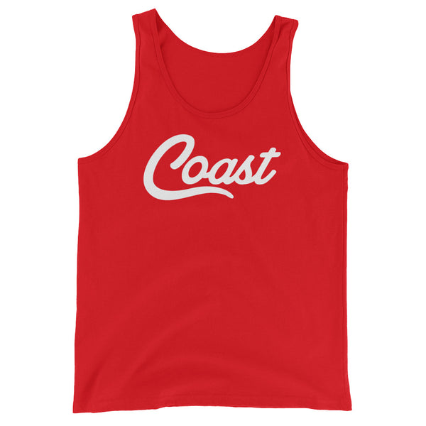 White Coast Unisex Tank Top