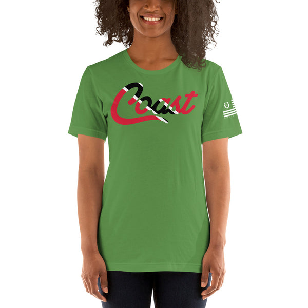 Trinidad Coast Short-Sleeve Unisex T-Shirt