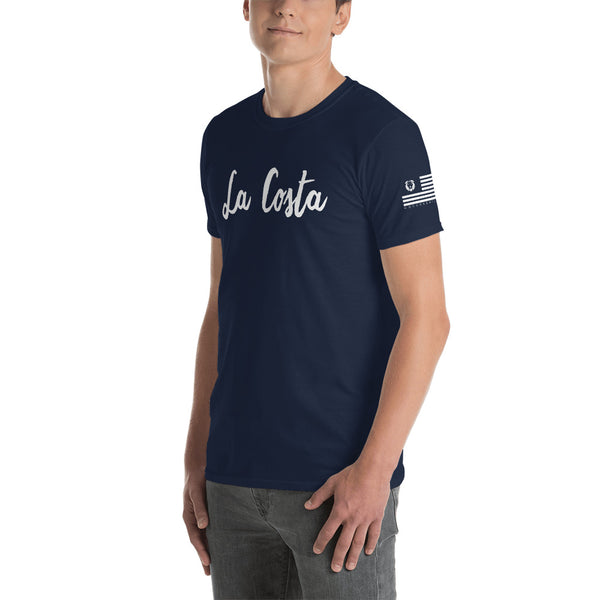 La Costa Short-Sleeve Unisex T-Shirt
