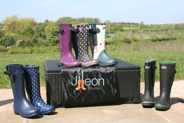 Jileon Wide Calf Wellies
