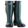 Extra Wide Calf Womens' Rain Boots - Green - Up to 23 Inch Calf