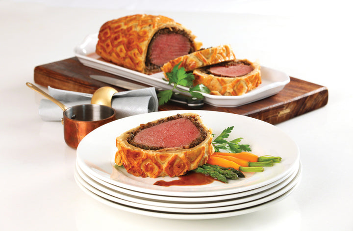 Aberdeen Angus Dry Aged Rinder-Filet Wellington