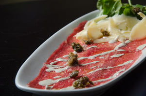 Carpaccio vom Rind - MySteakShop.de