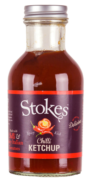 Stokes Chili Ketchup - MySteakShop.de