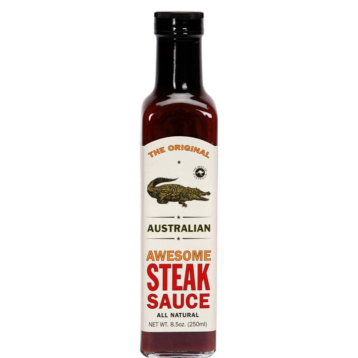 Australian Awesome Steak Sauce