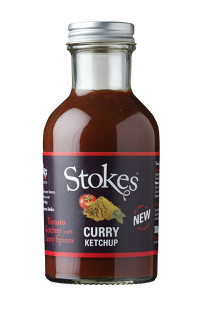 Stokes Curry Ketchup - MySteakShop.de