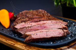 Flap Meat (Bavette) (zubereitet) - MySteakShop.de