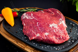Flanksteak Black Angus - Grain Fed (tiefgekühlt) - MySteakShop.de