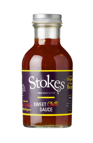 Stokes Sweet & Chilli BBQ Sauce & Dip