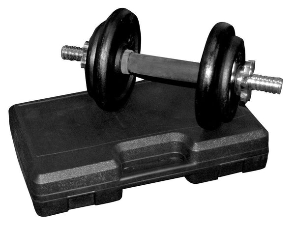 Outdoor Fitness Equipment, Core-X Fitness Cased Dumbbell Set, Dumbbell, Core-X