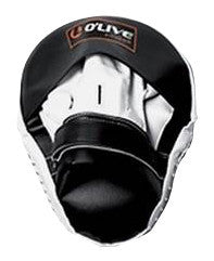 Drop Set Fitness UK, O'live Fitness Boxing Curved Mitt, Boxing Mitt, O'Live
