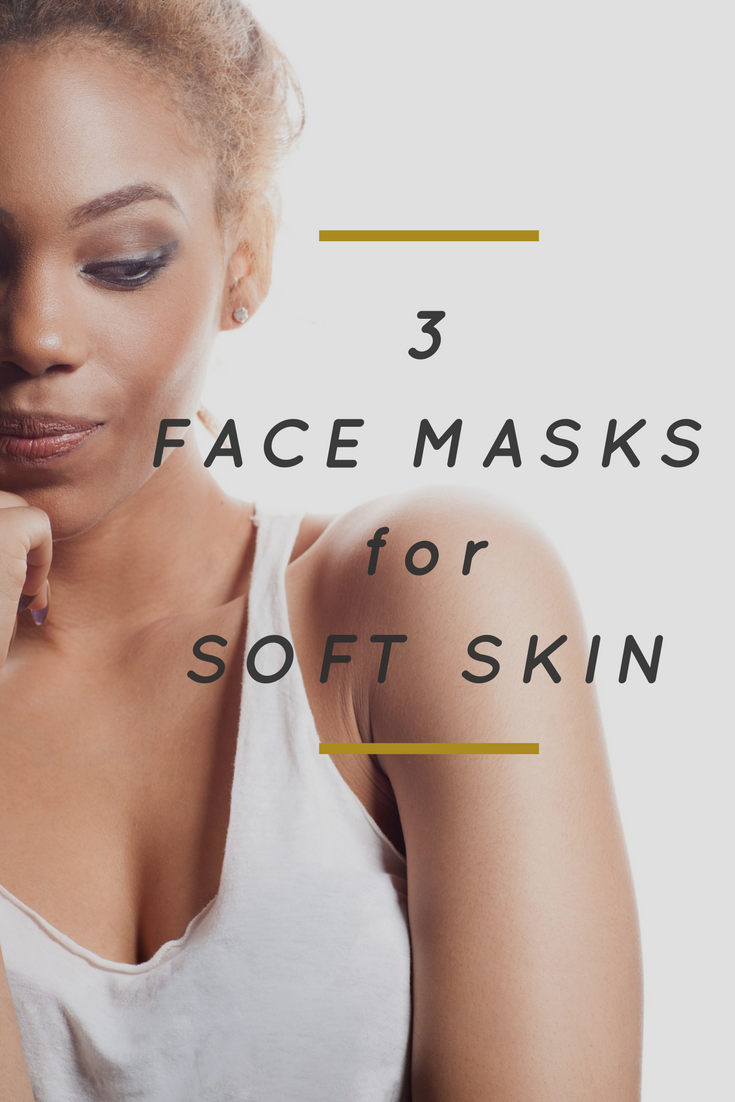 3 of Our Favorite Homemade Face Masks for Clear, Supple Skin
