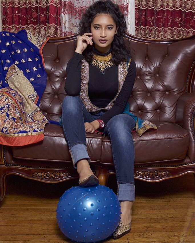 Get to Know Our Model, Thasfia Chowdbury!