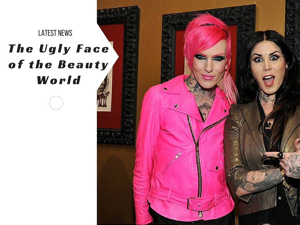 What the KatVonD & Jeffree Starr controversy teaches us about the new face of the beauty world