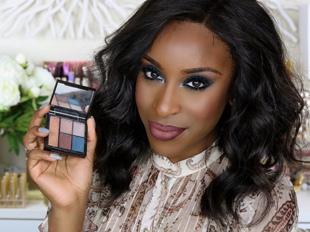 The 10 looks made with Jackie Aina's new palette that has me like, 'WOW'