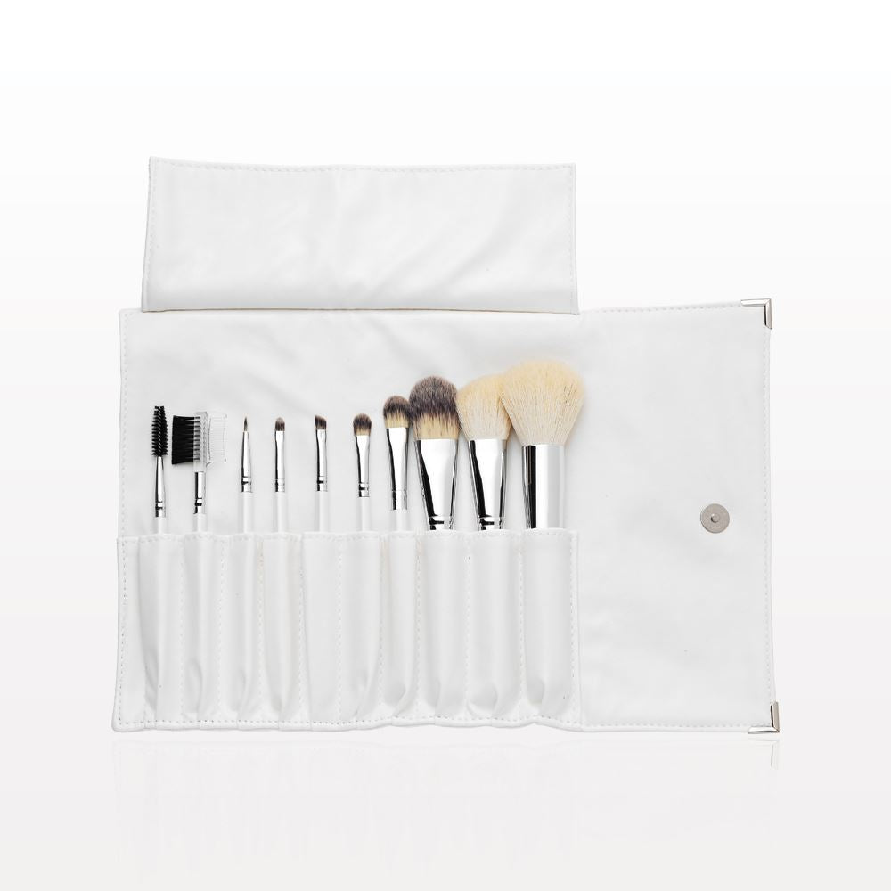 Kar'if Pro Artistry Elements Makeup Brush Set (10-Piece Brush Set)