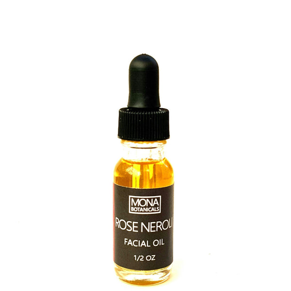 Rose Neroli Facial Oil - 1.5 oz