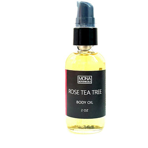 Rose Tea Tree Body Oil