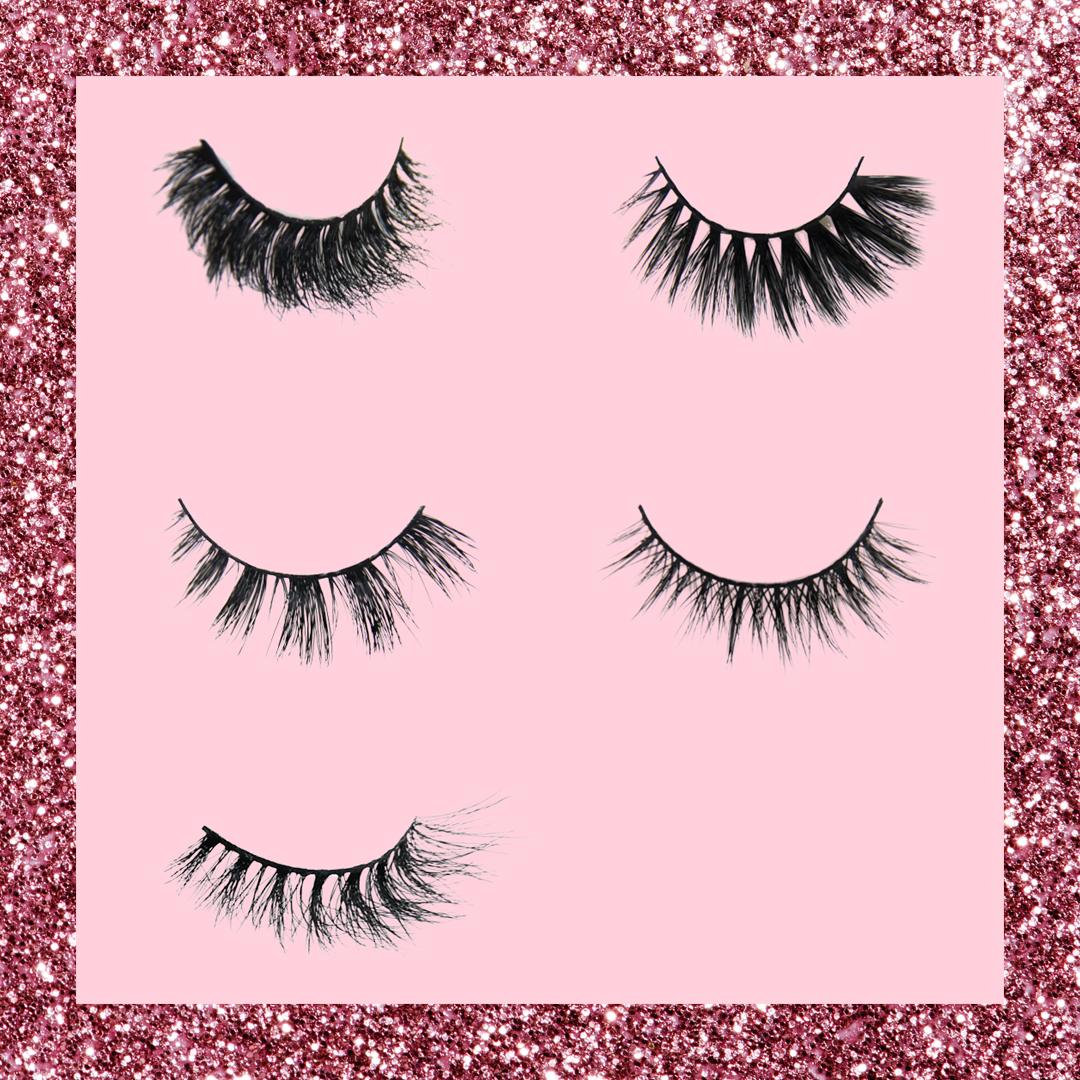 Flutter Deluxe EyeLash Bundle - Set of 15 ($150 value)