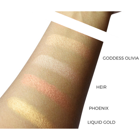 "Hi-Life Highlighter - ""Liquid Gold"""