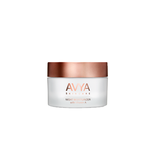 Night Moisturizer w/ Vitamin A - 50ml | 1.7 oz