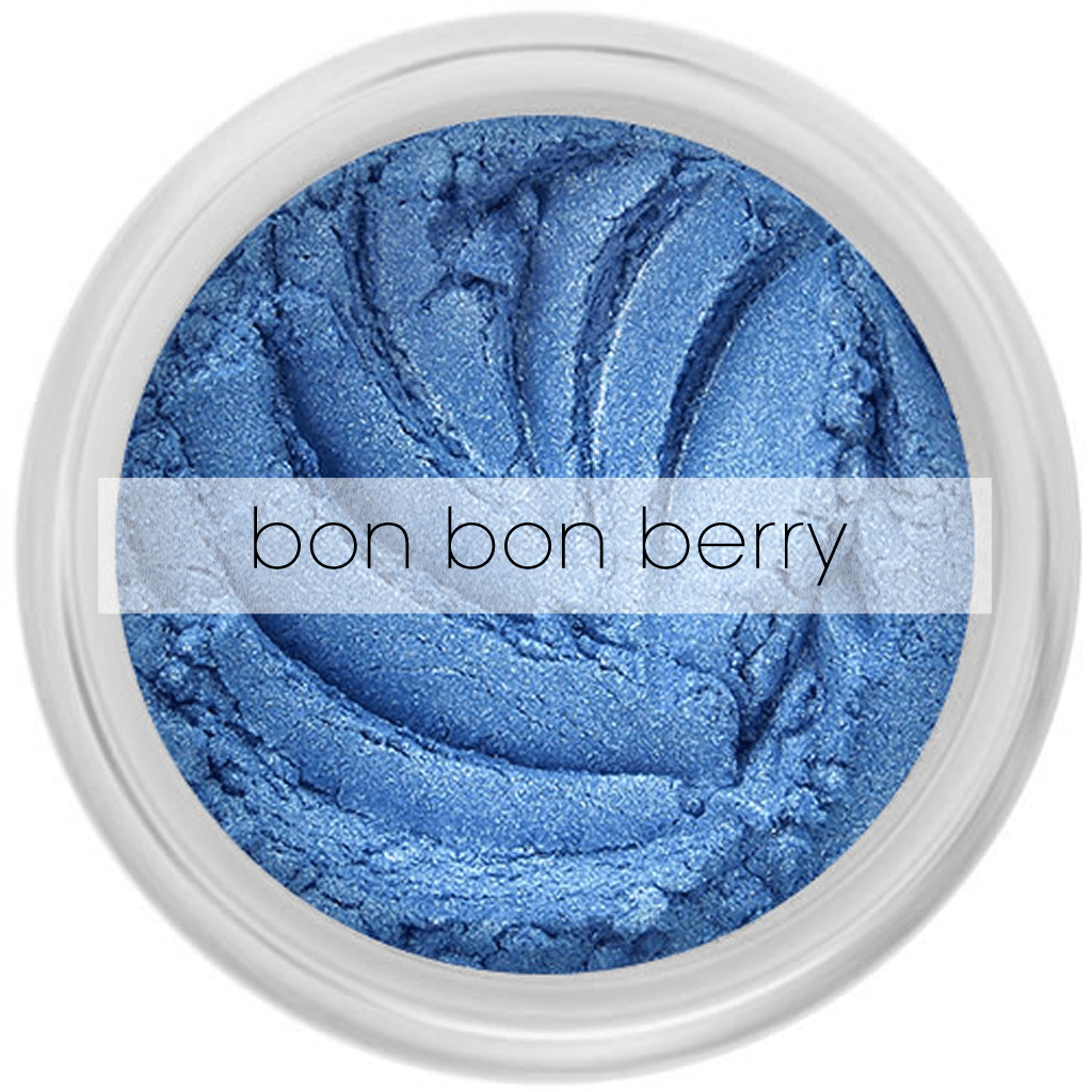 Hello Beautiful Mineral Eyeshadow - Bon Bon Berry