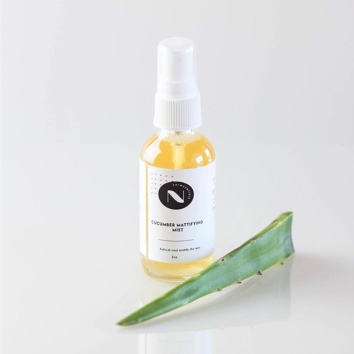 Cucumber Mattifying Mist - 2 oz